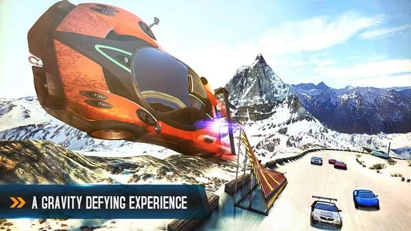 Бешеные гонки Asphalt 8: Airborne на Android