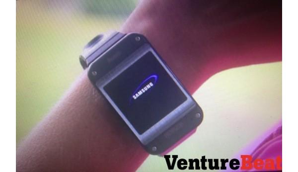 Samsung Galaxy Gear: возможные характеристики и функции
