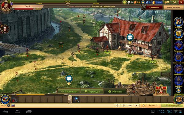 Обзор мобильной MMORPG Драконы вечности - эпические приключения на iPhone, iPad и Android