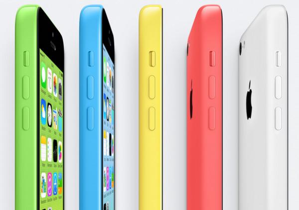 iPhone 5c ничего не изменит