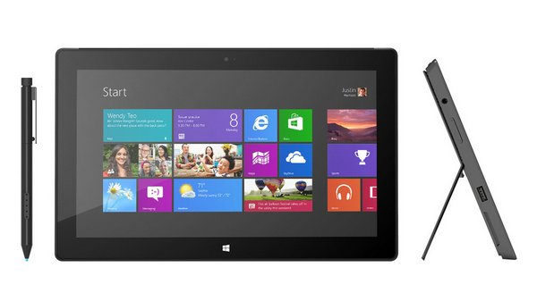 Сравнение планшетов Microsoft Surface 2 и Surface Pro 2 с конкурентами; обзор характеристик