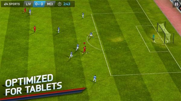 Игра FIFA 14 для Android-смартфонов и планшетов