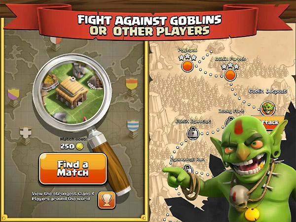Clash of Clans äë ; ÿ Android: ýïè ÷ åñêèå áèòâû