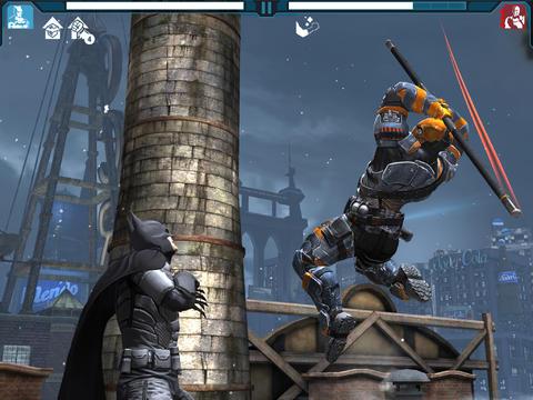 Бэтмен: Летопись Аркхема для iPhone и iPad уже можно скачать бесплатно в App Store