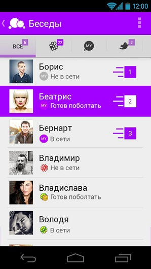 Обзор Android-приложения MySender - удобная и выгодная замена SMS
