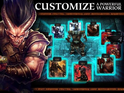 Бесплатная боевая RPG Dungeons & Dragons: Arena of War для iPhone и iPad