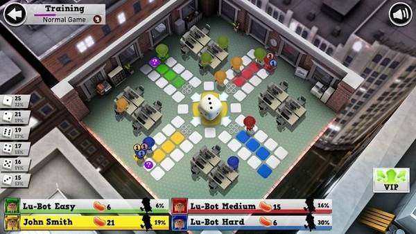 Бесплатная Android-игра Mr. Ludo - офисным работникам посвящается