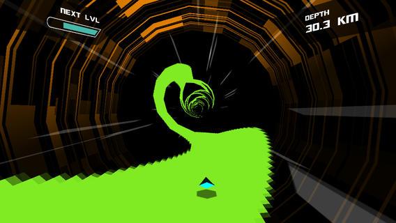 Project 88 – психоделические ретро-гонки по туннелям