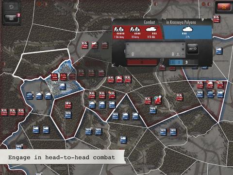 Drive on Moscow – Вторая Мировая на iPad