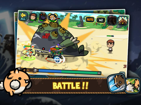 Team Monster – боевые покемоны завоевывают iPhone