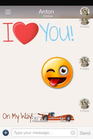 Обзор iOS-приложения Couple: социальная сеть для двоих