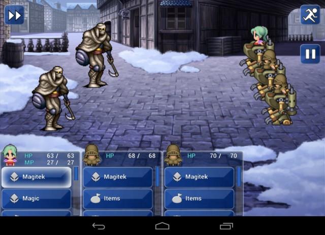 Final Fantasy 6 выходит сегодня на Android