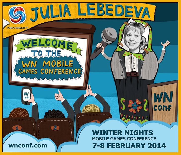 Winter Nights 2014: все о мобильных играх на одной конференции