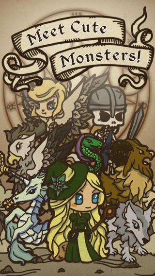 Игра Glyph Quest для iPhone: ролевая магия стихий