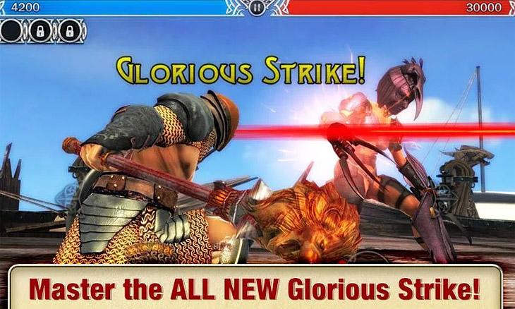 Игра Blood & Glory: Legend для Android