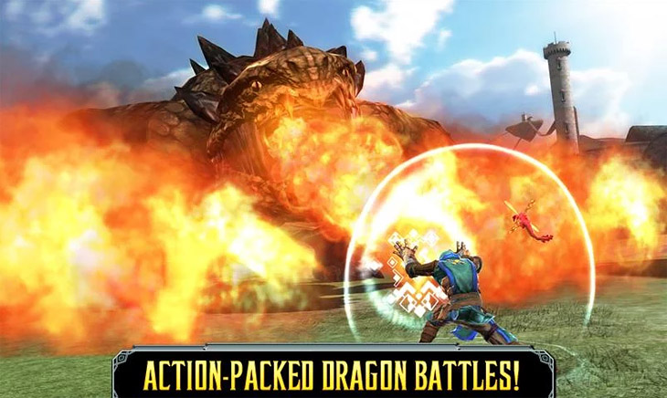 Игра Dragon Slayer для Android