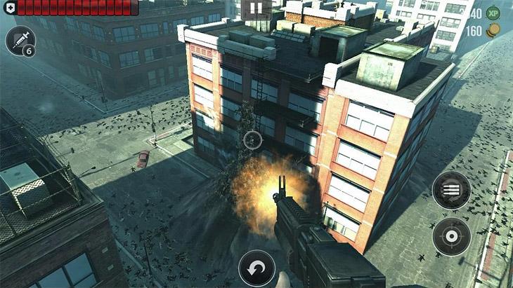 Игра World War Z для Android