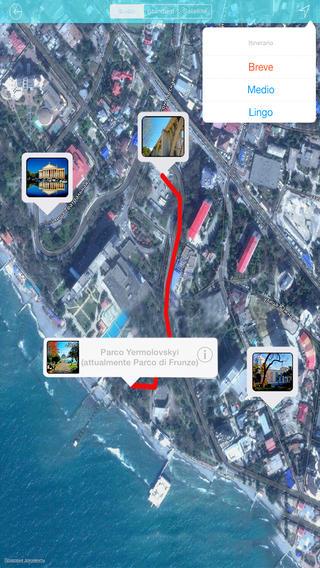 Прогулки по Сочи на iPhone