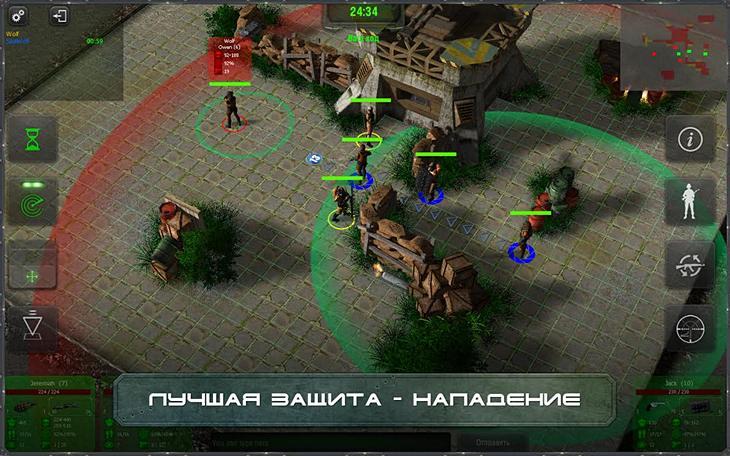 Mordon Online – пошаговая онлайновая тактическая РПГ для Android и iOS