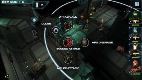 Line Of Defense Tactics: тактические бои в космосе