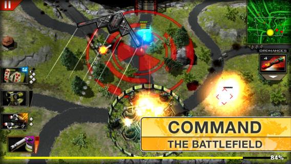 Modern Command: глобальная война с терроризмом