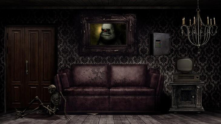 Обзоры Android-игры Дом страха. Месть: мистические головоломки