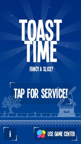 Обзор iOS-игры Toast Time - хроники боевого хрустящего тоста