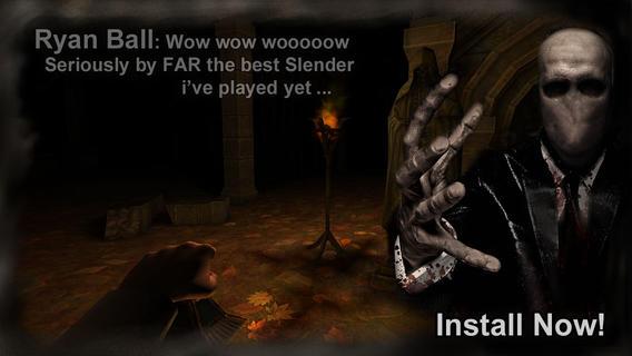 Игра-ужастик Slender Man Origins для iPhone, iPad и Android