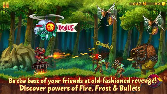 Игра Blaze&Graze для iPhone – вызволяем овец из рабства