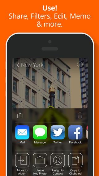 Обзор приложения Tidy - создаем фотоальбомы на смартфоне одним свайпом