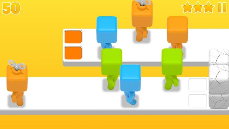 Игра Stubies  для iPhone и iPad: необычная головоломка от инди-разработчика