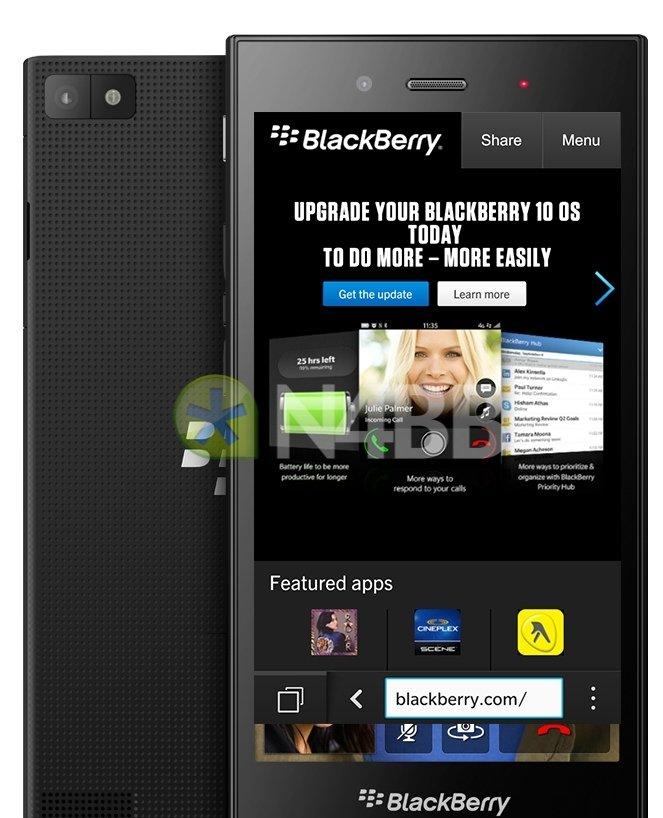 Сверхсекретный и бюджетный смартфоны BlackBerry