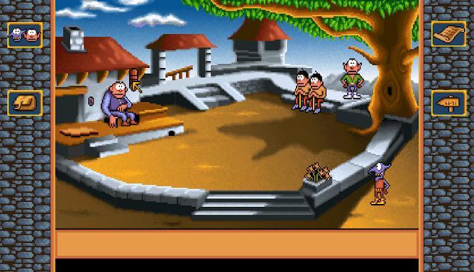 Игра Gobliiins Trilogy для Android: реликвия из прошлого