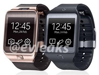 Первые фото второго поколения смарт-часов Samsung: Gear 2 и Galaxy Neo