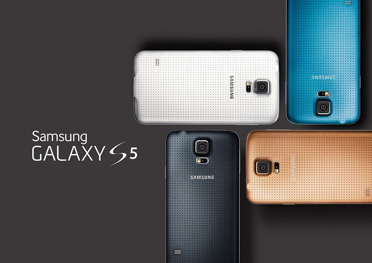 Обзор Samsung Galaxy S5: пульсометр, сканер отпечатков, улучшенная камера и защиты от воды