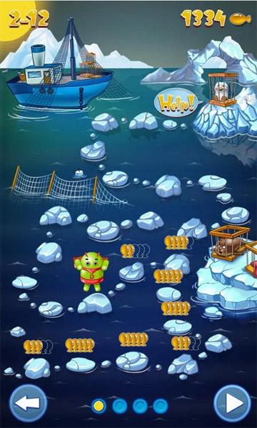Бесплатная игра Penguin Jump Saga для Android