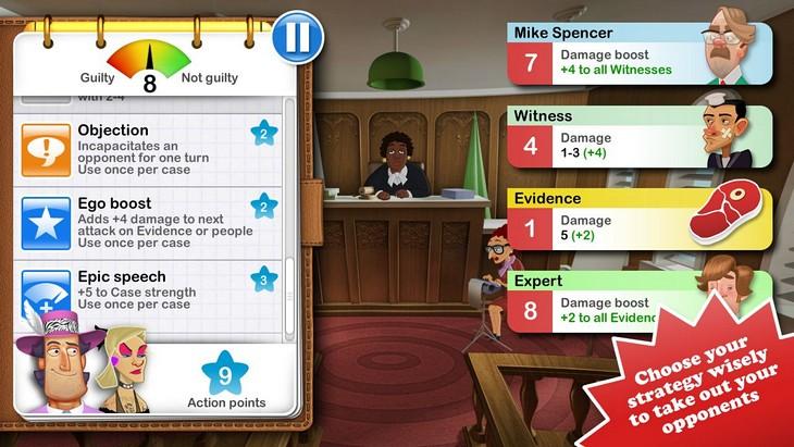 Игра Devil`s Attorney для Android