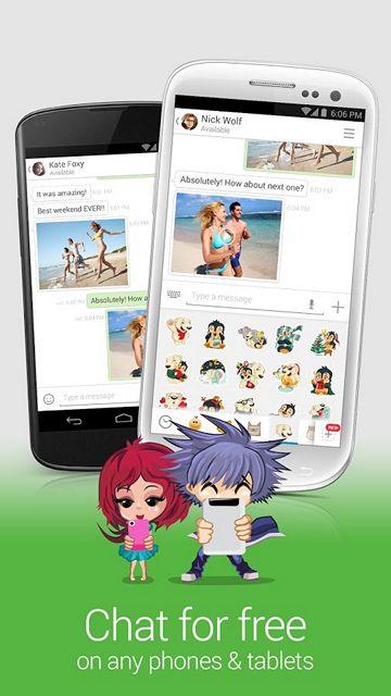 Новая ICQ для Android