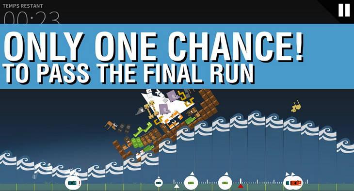Беслатная игра Noah Should для Android - Ноев ковчег