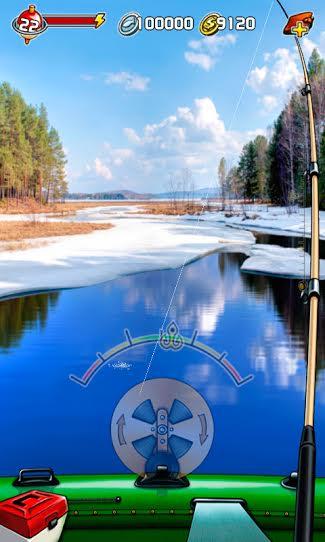 Обзор игры Карманная рыбалка для Android: клев гарантирован в любую погоду!