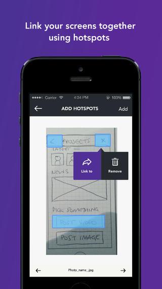 Marvel для iPhone превращает рисунки в работающий прототип приложения