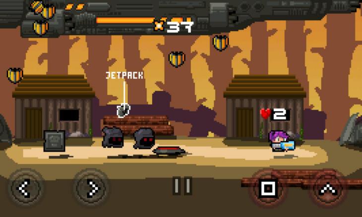 Игра Goundskeeper 2 на Android