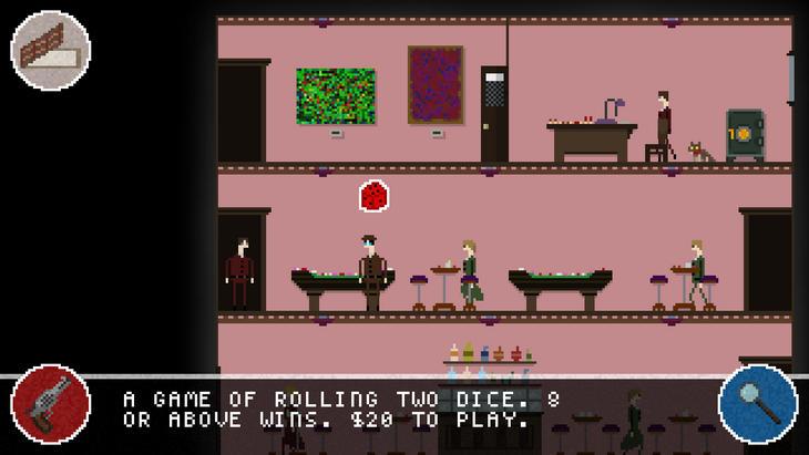 Игра Noir Syndrome на Android