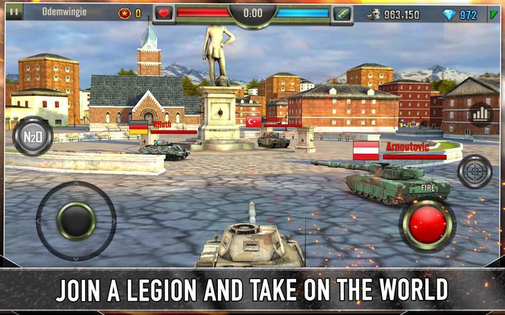 Игра Iron Force на Android