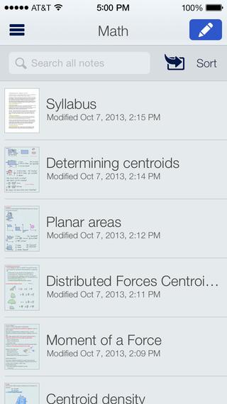 Скачайте это немедленно: мощный iOS-блокнот Notability стал бесплатным