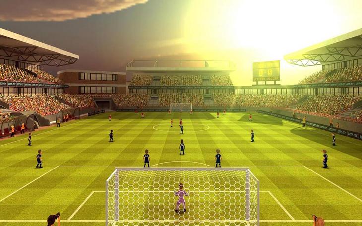 Игра Striker Soccer 2 для Android: сиквел популярного футбольного симулятора к Чемпионату мира 2014
