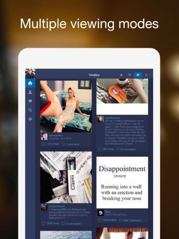 Обзор iOS-приложения Retro - один из лучших клиентов Instagram для iPad