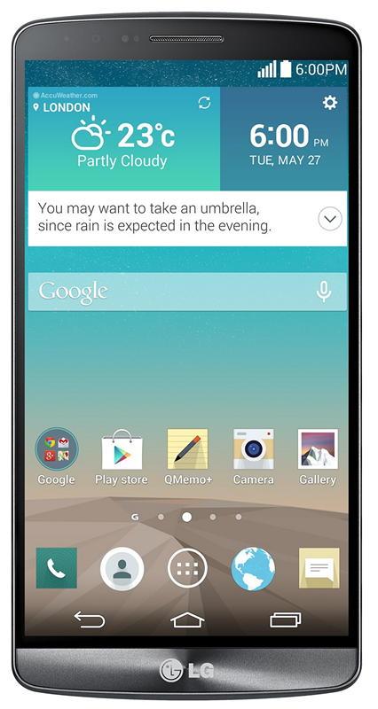 Обзор LG G3: легкий суперфлагман с лазером и огромным экраном