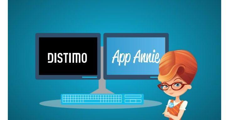 App Annie купила мобильного аналитика Distimo