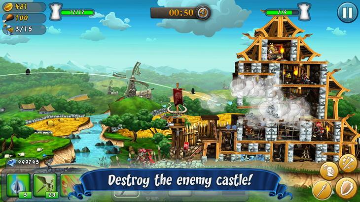 Игра для Andriod CastleStorm - Free to Siege